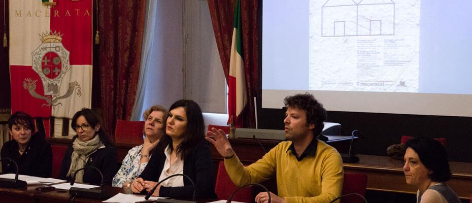 conferenza stampa ecomuseo villa ficana