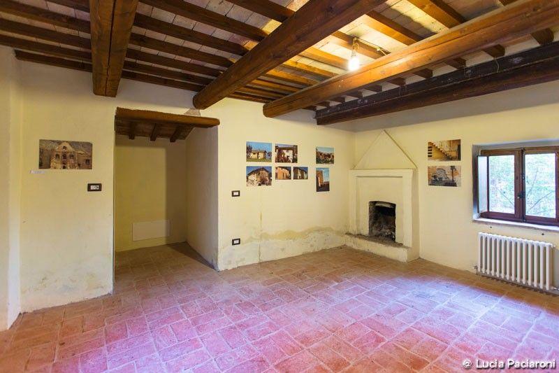 Interni case di terra ecomuseo villa ficana for Case di terra