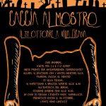 locandina evento halloween 2015